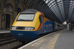 43043 (Lucas31 Transport Photography) Tags: trains railway class43 hst kgx lner ecml emt