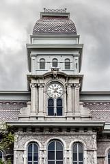 Hall of Languages Clock Tower (Eridony (Instagram: eridony_prime)) Tags: syracuse onondagacounty newyork universityhill university privateuniversity campus syracuseuniversity clocktower constructed1873 historic nrhp nationalregisterofhistoricplaces