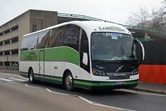 Lakeside BX62 BNU (tubemad) Tags: bx62bnu lakeside coaches sunsundegui sideral volvo b9r