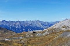 French Alps (Eziah photography) Tags: alps alpes france col bonette mountains montagnes sky blue autumn afternoon travel hike nature