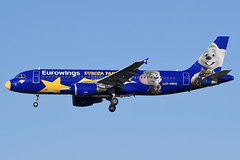 EUROWINGS D-ABDQ (EUROPA PARKS LIVERY) A320-214 EGLL 03/02/2019 (SimonBaker185) Tags: