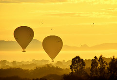 Bagan hab 2 (Neal J.Wilson) Tags: asia asian burma burmese myanmar bagan hot air balloon ballooning flying sunrise dawn atmospheric tranquil