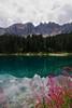 Lago di Carezza - Trentino-Alto - Adige - Italia (Felina Photography - www.mountainphotography.eu) Tags: karersee lagodicarezza lac see meer lake dolomiti italia italy dolomites