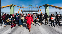 Indigenous Rights March (joeri-c) Tags: indigenous rights march mikmaq firstnations kjipuktuk atlanticcanada canada ns novascotia activism protest action macdonaldbridge halifax dartmouth nikon d750 nikond750 20mm
