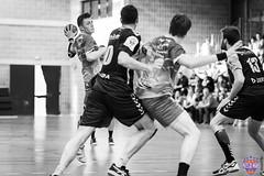 IMG_3606 (muztiko) Tags: 2019 canon6d ffhb france lemans msh72 paysdelaloire sarthe bw blackwhite canon70200f28l handball nb noiretblanc salledesport sport