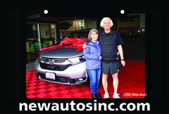 2019 Honda CRV (Bernie Knaus-President) Tags: 2019hondacrv 2019honda 2019crv silverhonda silvercrv familycar newautosinc newhonda newcrv