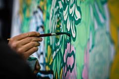 Nissan Formula E Tech Creators - Anti Smog Paint (NISMO Global) Tags: abbfiaformulaechampionship formulae italy nissan nissanintelligentmobility oliverrowland rome romeeprix sebastienbuemi edams