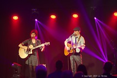 Bonnie & Cloud (Spotmatix) Tags: 85mm band belgium camera concert event guitar lens liège music nex6 places primes sony stage verviers