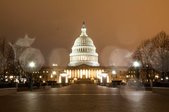 Capitol Hill (Sarah R Nichols) Tags: united states america capitol hill senate congress house representatives government night time bokeh cityscape lights trump usa washington dc washingtondc