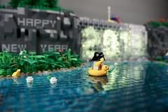 Lego Happy New Year 2019 (Pasq67) Tags: moc lego pasq67 afol toy toys flickr legography 2019 france minifigs minifig minifigure minifigures happynewyear happy new year bonneannée bonne année darth vader darthvader