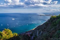 Angolo blu di Taormina