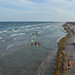 Corpus Christi - Crowded Beach