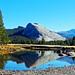Lembert Dome Reflection, Tuolumne Meadows, Yosemite 10-18