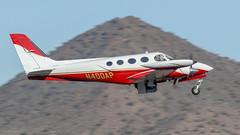 Cessna 340 N400AP (ChrisK48) Tags: 1974 cessna340 n400ap kdvt airplane phoenixaz dvt aircraft phoenixdeervalleyairport