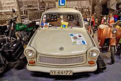 Dresden - Die Welt der DDR, Trabant 601 Fahrschule (www.nbfotos.de) Tags: dresden dieweltderddr museum trabant trabi 601 fahrschule sachsenring auto car vehicle ostalgie