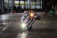 Russ Swift Stunt Show (BP Chua) Tags: sgmotorshow singapore motorshow autoshow carshow performance subaru forester russswift carstunt nikon nikondf sigma135mm