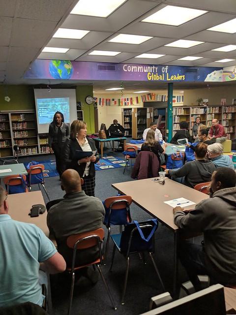 CWP Schools Kick-Off Meeting 2018