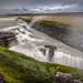 Gullfoss - Standard Postcard View