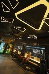 Star Citizen: Admin Office (Narayan_N7) Tags: roberts chris narayan imperium cloud cig fiction science scifi citizen star rsi screenshot photography ship space starcitizen uhd 4k entourage lights light details colors 31 30 32 33 lines atmosphere architecture 34 cyberpunk shadow sign l19 lorville administrator office advertisement people floor admin