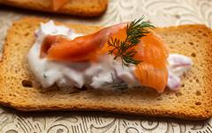 Gravlax Salmon-Vodka (skilletsandpots) Tags: food meal recipes halthyrecipes