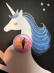 Luna pin #cute #luna #sailormoon #pin #anime #cat (direngrey037) Tags: cute luna sailormoon pin anime cat