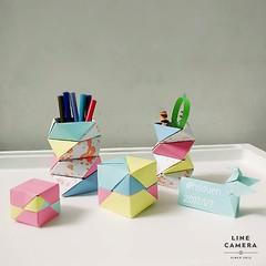 Origami practical (harukasouen99) Tags: handmade diy modularorigami unitorigami origami papercraft paperfold paperart paperfun papiroflexia foldingpaper paperfolding arteenpapel papirodobradura おりがみ 折り紙 折紙