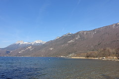 Plage du Bout du Lac @ Doussard @ Walk in Sources du Lac d'Annecy (*_*) Tags: february afternoon 2019 hiver winter savoie sourcesdulacdannecy walk randonnée nature hiking mountain marche europe france hautesavoie 74 annecy doussard lac lake lakeannecy lacdannecy