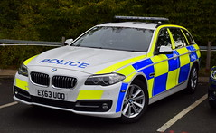 Essex Police - EX63 UOO (Chris' 999 Pics) Tags: essex police bmw 530d traffic car rpu roads policing unit osg operational support group ex63uoo anpr automatic number plate recognition 999 112 emergency law enforcement protection