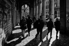 Shadowland (Nikonsnapper) Tags: nikon d750 nikkor 35mm street rome people candid shadows light
