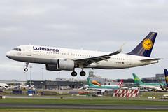 D-AING | Lufthansa | Airbus A320-271n | CN 7588 | Built 2017 | DUB/EIDW 14/01/2019 (Mick Planespotter) Tags: aircraft airport 2018 nik sharpenerpro3 daing lufthansa airbus a320271n 7588 2017 dub eidw 14012019 dublinairport collinstown flight a320 neo