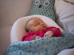 Élise fait dodo (Dahrth) Tags: gf1 lumix20mm microquatretiers bébé baby sleeping sommeil sleep