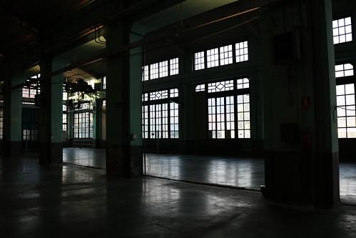 Antigua fábrica de armas