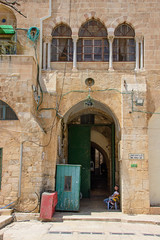 Jerusalem (al-Quds) Temple Mount (Haram ash-Sharif, the Noble Sanctuary) Gate of King Faisal (Bab al-'Atim, Gate of Darkness) (Bruce Allardice) Tags: palestine jerusalem templemount haramashsharif kingfaisalsgate babalatim gateofdarkness faisal alquds