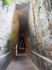 Parco Archeologico di Cuma - Antro della Sibilla (angelo.delsorbo) Tags: campiflegrei piscinamirabilis bacoli cuma scavidicuma sibilla antrodellasibilla sibillacumana pozzuoli anfiteatroflavio casinavanvitelliana