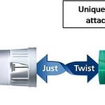 NovoTwist injection pen needleの写真