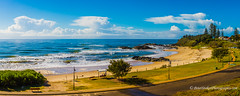 Town Beach, Port Maquarie, NSW (Peter.Stokes) Tags: australia australian colour landscape nature outdoors photo photography outback panorama vacations landscapes townbeachportmaquarie nsw portmacquarie town