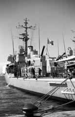 f-546-licio-visintini-trieste-1969-mag-3_13900002829_o (t.libra) Tags: warships corvette trieste marinamilitare f546liciovisintini 1969