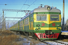 Industrial ER22 (tzhskz) Tags: industrial kazatomprom er22 50 emu electric winter snow