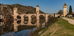 Pont Valentré (ukmjk) Tags: pont valentre valentré cahors france nikon d500 tamron 16300 vc