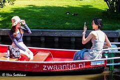 giethoorn (28 van 43) (heinstkw) Tags: boten bruggen dorp giethoorn jansklooster varen vollenhoven water