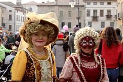 Bassano del Grappa (CarloAlessioCozzolino) Tags: bassanodelgrappa veneto carnevale carnival persone people sorrisi smiles ritratto portrait