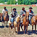 Cavalry Demonstration, Frontier Forts Days, 2005