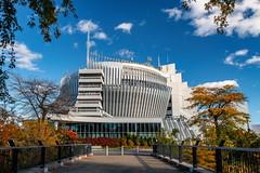 Casino de Montréal (Paul Leb) Tags: architecture montréal québec canada casino pavillon france 1967 expositionuniverselle