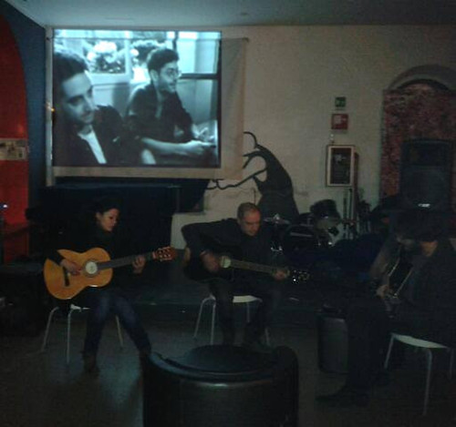 TV Lumiere 🎸 #dark #punk #minimalista #rock 🔊 #newwave 🎥#elettritv💻📲  #sottosuolo #musica #concerti 🌹 #FATcaos #live #2014 #CCCPFedeliallalinea 😈 #webtv #musicaoriginale #underground  #webtvmusi