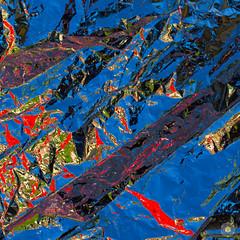 foiled again (IONclad Photo) Tags: calgary canon ionclad abstract art davis digital ian photograph photography
