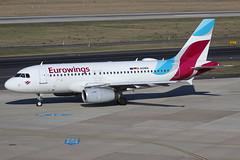 A319 D-AGWA 160219 (Nik Deblauwe) Tags: dus eddl düsseldorfairport february 2019