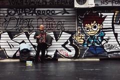 Street Music, Street Art