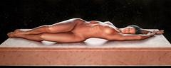 IMG_6189A Lluis Rizzo Rev 1959 Barcelone Desnudo feminino 2001 Barcelone Musée Européen d'Art Moderne.(MEAM) (jean louis mazieres) Tags: peintres peintures painting musée museum museo espagne spain espana barcelone barcelona museueuropeudartmodern meam