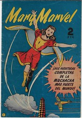 Mary Marvel #1 (Rare Comic Experts 43yrs of experience) Tags: komickaziofficial revista igcomics foreigncomiccollector marymarvel marvelfamily spanishcomics hq gibi quadrinhos comics retrocomics vintagecomics keycomics retro vintage