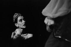 Backstage Portrait (Yuri Kuchumov) Tags: premium arista kodak theatre dancer dance russianballet ballet m39 collapsible summicron m6 vintageanalog vittagecamera blackwhite blackandwhite bw skan russianfilm onalog film portrait leica leicacl leicarussia leitz leitzcamera filmcamera backstage